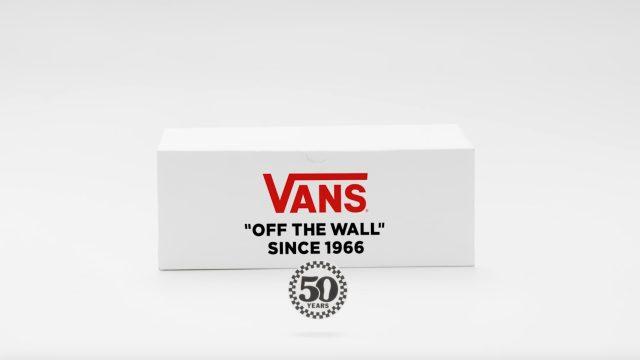 Vans – 50th Anniversary